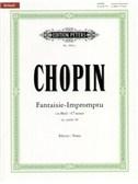Frédéric Chopin: Fantaisie-Impromptu In C Sharp Minor (Urtext)