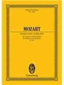 Mozart: Exsultate, Jubilate K 165