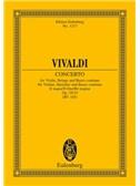 Antonio Vivaldi: Violin Concerto In D Major Op. 35 No. 19 RV 212a / PV 165