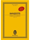 Gaetano Donizetti: String Quartets No. 1-6