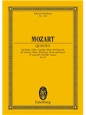 Wolfgang Amadeus Mozart: Piano Quintet In E Flat Major KV 452