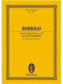Joaquín Rodrigo: Fantasía Para Un Gentilhombre