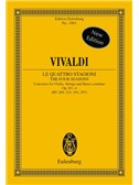 Antonio Vivaldi: Violin Concerto Op.8 No.1-4