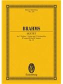 Johannes Brahms: String Sextet No.1 In B Flat Op.18