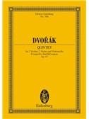Antonín Dvorák: String Quintet In E Flat Major Op