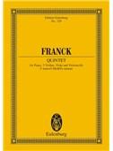 César Franck: Piano Quintet In F Minor