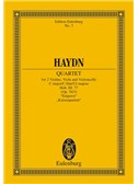 Franz Joseph Haydn: String Quartet In C