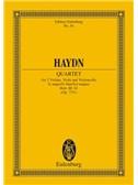 Joseph Haydn: String Quartet In G Major Op 77 No 1