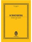 Arnold Schönberg: Moses Und Aron
