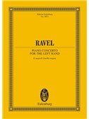 Maurice Ravel: Piano Concerto For The Left Hand In D Major