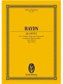 Joseph Haydn: String Quartet In A Major Op. 55 No. 1 Hob. III: 60
