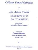 Antonio Vivaldi: Concerto N°23, En Ut Majeur