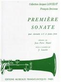 François Devienne: Première Sonate
