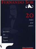Fernando Sor: 20 études