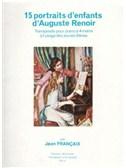 Jean Francaix: Quinze Portraits D'Enfants, D'Auguste Renoir