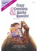 Richard Smith: Crazy Crotchets & Quirky Quavers (Beginner - Grade 3)