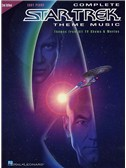 Complete Star Trek Theme Music: Easy Piano