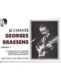 Georges Brassens : Livres de partitions de musique