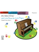 In Recital With Little Pieces For Little Fingers - Original Solos Book 1