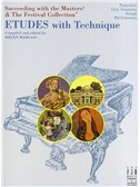 Helen Marlais: Etudes With Technique - Preparatory