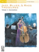 Jazz, Blues and Rags Treasures - Volume 3