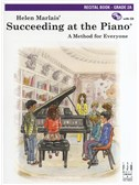Helen Marlais: Succeeding At The Piano - Grade 2A Recital Book/CD