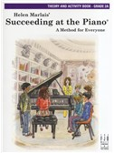 Helen Marlais: Succeeding At The Piano - Grade 2A Theory And Activity Book