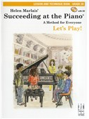 Helen Marlais: Succeeding At The Piano - Grade 2B Lesson And Technique (Book/CD)