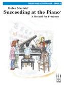 Helen Marlais: Succeeding At The Piano - Grade 3 Theory And Activity Book