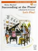Helen Marlais: Succeeding At The Piano - Grade 4 Lesson And Technique (Book/CD)