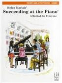 Helen Marlais: Succeeding At The Piano - Grade 4 Theory And Activity Book