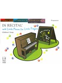 In Recital With Little Pieces For Little Fingers - Children's Songs