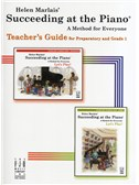Helen Marlais: Succeeding At The Piano - Preparatory/Grade 1 Teacher's Guide