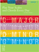 Helen Marlais: Play Your Scales and Chords Every Day - Book 1