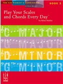 Helen Marlais: Play Your Scales And Chords Every Day - Book 2