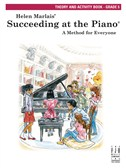 Helen Marlais: Succeeding At The Piano - Theory And Activity Book: Grade 5
