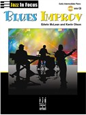 Edwin McLean And Kevin Olson: Jazz In Focus - Blues Improv (With CD)