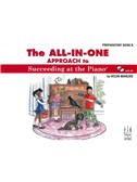 Helen Marlais: The All-In-One Approach To Succeeding At The Piano® - Preparatory Book B (With CD)