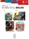 Helen Marlais: The FJH Pianist's Curriculum - Best Of In Recital Solos (Book 2: Elementary)