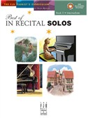 Helen Marlais: The FJH Pianist's Curriculum - Best Of In Recital Solos (Book 5: Intermediate)