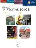 Helen Marlais: The FJH Pianist's Curriculum - Best Of In Recital Solos (Book 6: Late Intermediate)