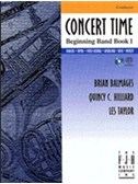 Concert Time: Beginning Band Book 1 (Handbells)