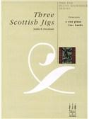 Judith R. Strickland: Three Scottish Jigs