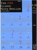 The FJH Classic Note Speller - Book 2