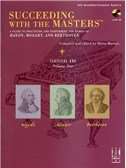 Succeeding With The Masters: Classical Era - Volume One
