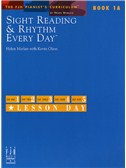 Sight Reading And Rhythm Every Day - Book 1A