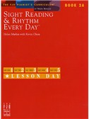 Sight Reading And Rhythm Every Day - Book 2A