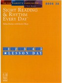 Sight Reading And Rhythm Every Day - Book 3A