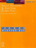 Sight Reading And Rhythm Every Day - Book 3B