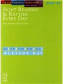 Sight Reading And Rhythm Every Day - Book 4B